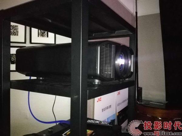 JVC开启原生4K激光投影机+定制安装全国巡展 进一步注解明星机型Z1