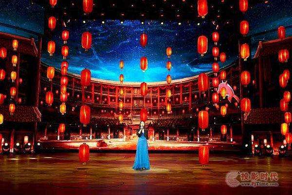 华汇音响全线产品强势支持2017《跨界歌王》