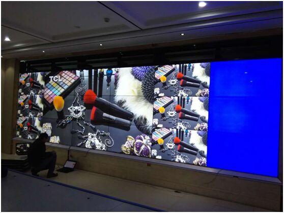 TCL大屏幕液晶拼接进驻漯河市源汇区政府
