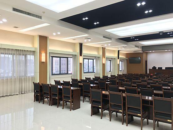 埃威姆为西安市长安区人民检察院扩声