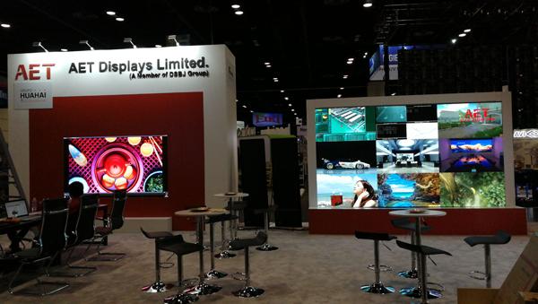 多元创新 阿尔泰LED显示征战IFC