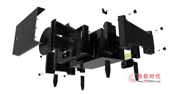 EV X2新一代线阵列扬声器助阵第四届中俄两河流域青年论坛闭幕汇演