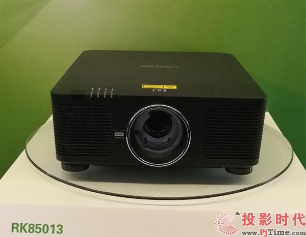 小体积魅力十足:Vivitek(丽讯)4K激光工程投影机RK85013