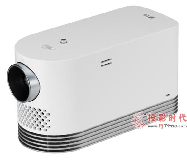 LG激光智能家庭影院投影机HF80JA价格披露