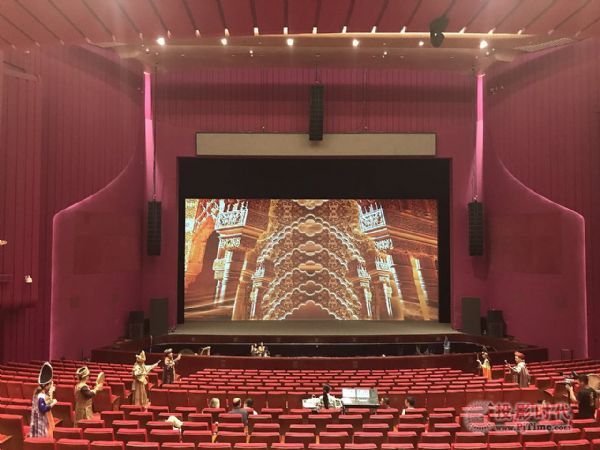 Shure ULX-D数字无线系统助力大型器乐剧《玄奘西行》首演