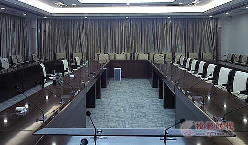 优麦会议室音响系统设备及应用