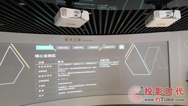 <P>&nbsp;&nbsp;&nbsp; 关于企业展厅的案例,其实我们已经涉猎不少,但今天这个案例却显得有些特殊——两家同样是来自中国的创新企业在这一展厅项目中对撞出了火花——或者,你也可以将其看作