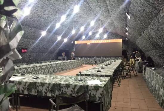 北京彩易达,倾情助力建军90周年朱日和沙场大阅兵