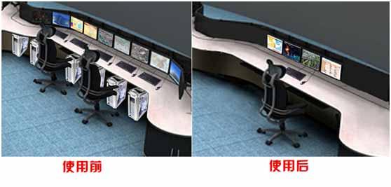 """控制室座席管理系统——威创""""Easecon易控"""""""