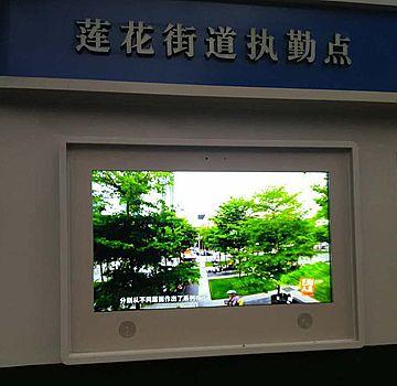 户外LCD广告机对户外广告的贡献