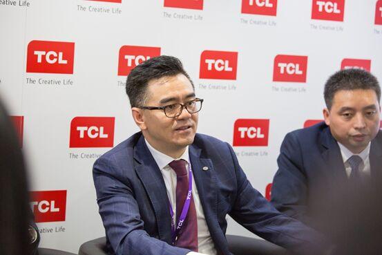 TCL薄连明:现阶段将持续推动量子点、人工智能、曲面三大产品战略