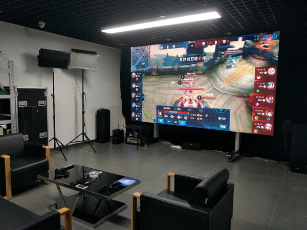 LANBO带你体验用大屏玩游戏!