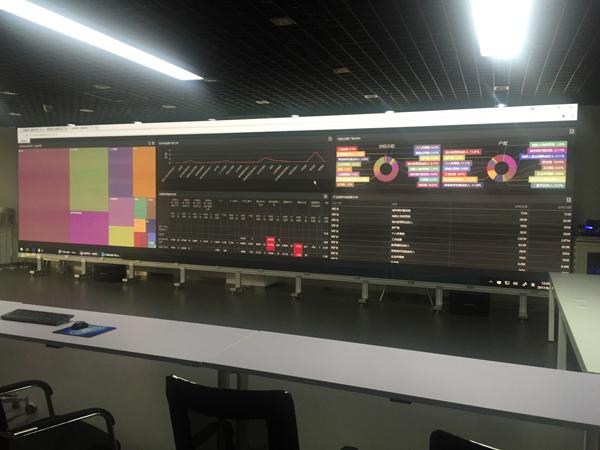 LANBO平板投影无视觉拼缝超大尺寸,即将亮相国际保安装备展会