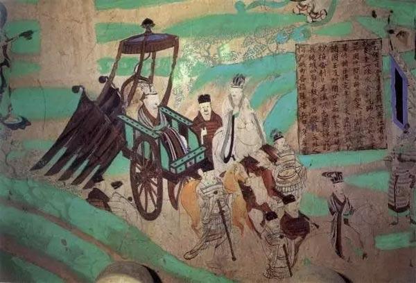 视美乐联合出品,全球首次古代石窟壁画艺术——VR/全息数字展演