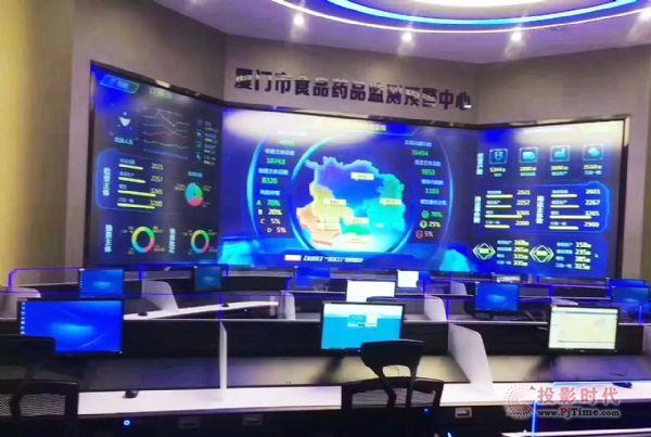 AVCIT魅视分布式系统完美护航厦门系列活动