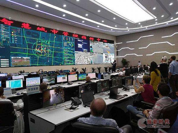 ZNV中兴力维徐明:数据融合成就城市智能安全