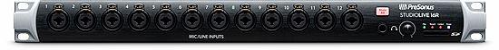 PreSonus 发布 StudioLive Series III 机架式调音台