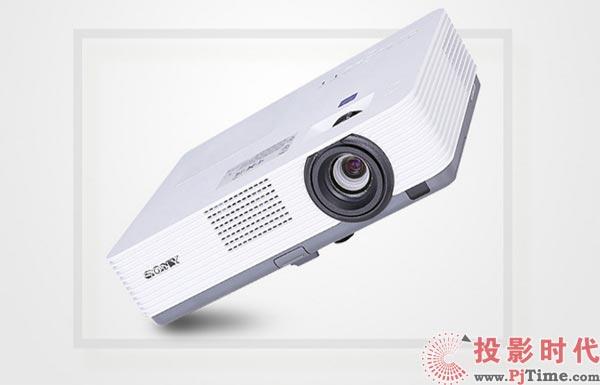 给您的商教多点色彩:索尼VPL-DX270投影机
