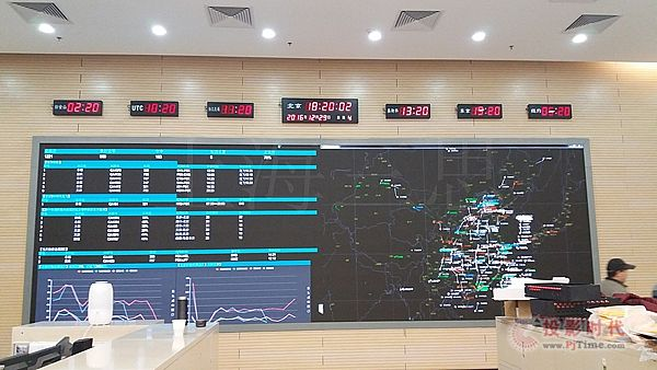 北京远控会议室三思LED大屏