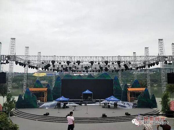 L-Acoustics献声2017南宁国际民歌艺术节