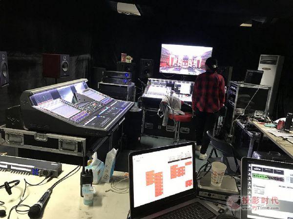 顶级音响系统响彻《中国新歌声2》