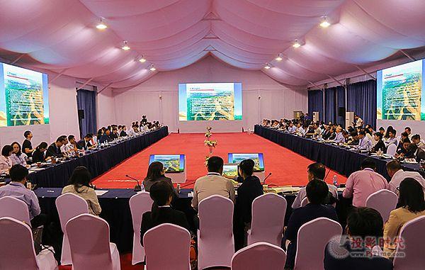 TAIDEN助力《联合国防治荒漠化公约》缔约方大会