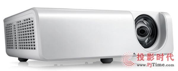 万元内的激光商教投影机:戴尔S518WL