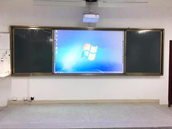 Donview东方中原电子白板携PROPIX派克斯投影机助力西宁教育信息化建设