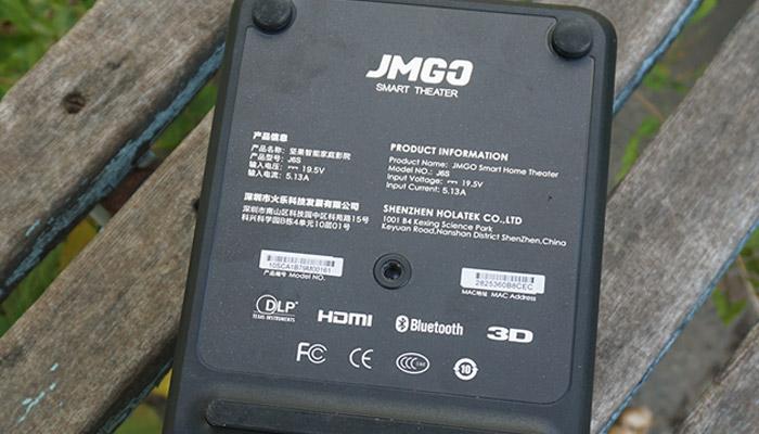 旗舰新升级:坚果J6S智能投影仪评测