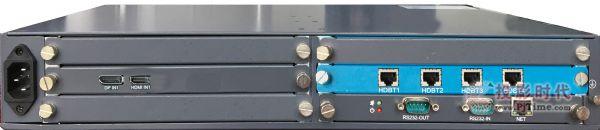 大视电子推出MVD204-4K60多屏扩展仪