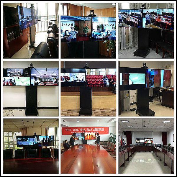天津市人民政府行政审批管理办公室可视化会商系统部署完成