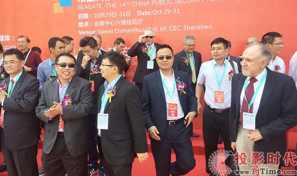 2017深圳安博会,TCL商用让您看见更清晰的未来!