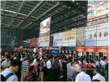 两个展台、两套COB,威创亮相2017年深圳安博会