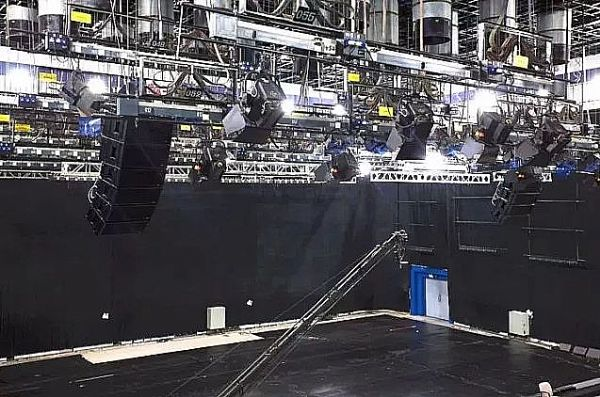 锐丰参与1000平方米昆明广播电视台改造