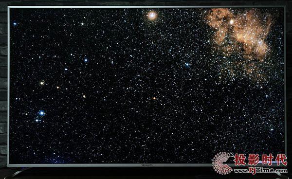 创维光学防蓝光电视58G6B:影片测试