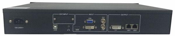 仰邦OVP视频控制器上市:首创视频处理器主板集成发送卡
