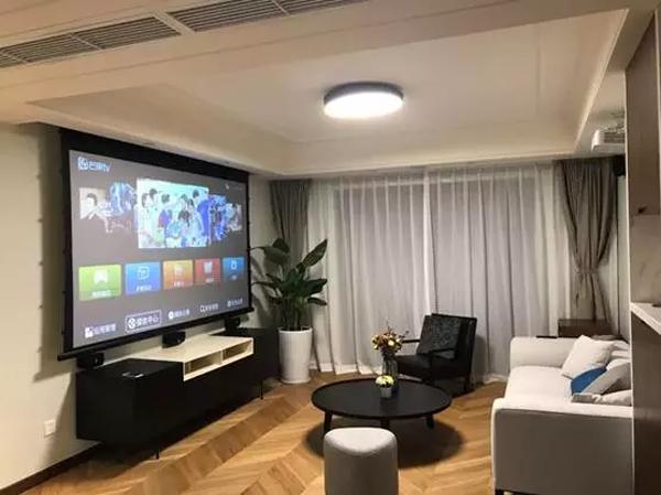 抛弃电视用投影 NEC CD3100H教你打造私人家庭影院