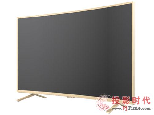 康佳48英寸64位4K曲面电视LED48UC2