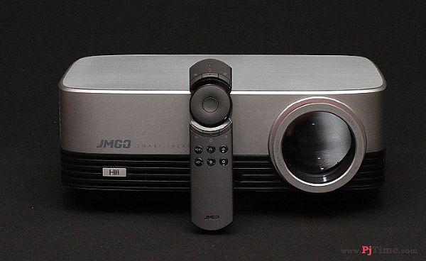坚果A6:外观、遥控器及配件