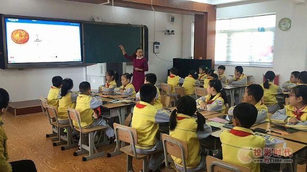 """中庆人工智能促进""""课堂革命""""的实现"""