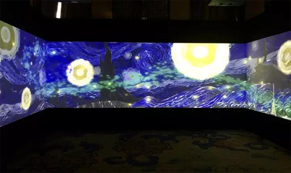 流动的广州激光发布会,光与美的盛宴
