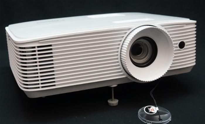 入门级家用投影机奥图码HD290简评