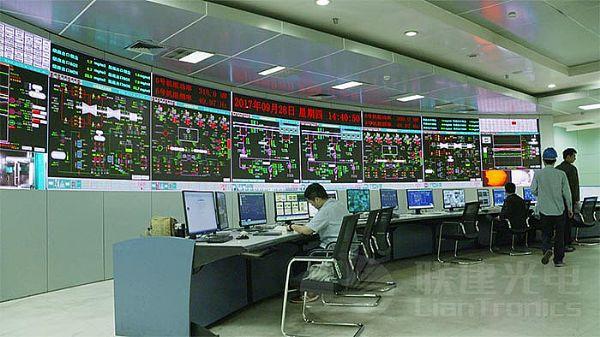 联建光电:LED大屏市场集中不是简单加法