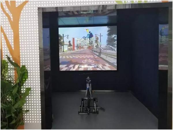 26台Canon 3LCOS投影机应用于乌海城市规划馆