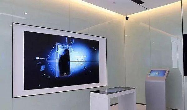 科技与山水共一色 东方中原扮靓松山湖展览馆