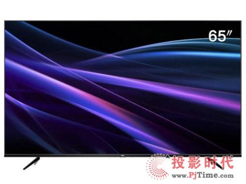TCL 65P6超清薄电视