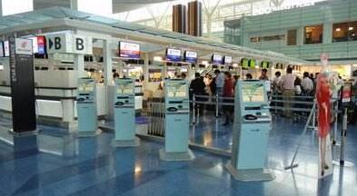 数字标牌自助服务亭对机场的五个服务价值