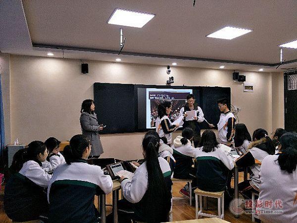 中庆智课武汉开启课堂革命 推动AI落地