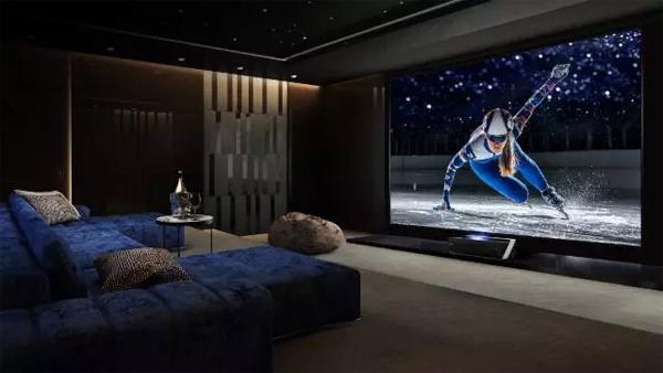 年末升级家庭影院设备激光电视品质高