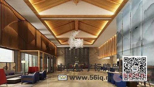 万龙龙宫奥运酒店携手56iq开启智能化项目,多媒体信息发布系统,数字标牌,数字告示,digital signage